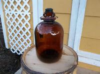 Big old glass bottle