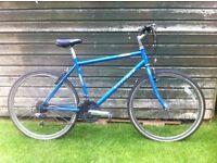 """Lightweight RIDGEBACK Adult Mountain Bike - 21"""" Frame - 26"""" Wheels - 21 Speed Gears - Luton"""