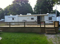 Innusbrook Park Model Trailer for Sale
