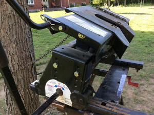 Reese Fifth wheel (slider) hitch