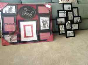 Our Family frames
