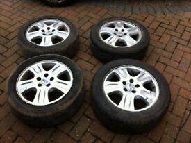 Ford 16 inch alloy wheels
