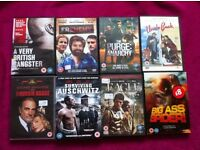 DVD Bundle 7. 8 for £4