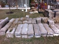 Landscaping ARDEN bricks