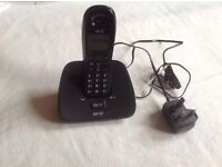 BT telephone handy used £3 working