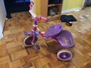 Tricycle pour fille