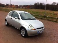 Ford Ka Colour Collection 2005 05 reg low mileage