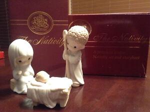 Precious Moments Nativity Set