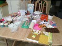 Cake making/decorating equipment (loads)