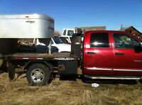 Bale truck for sale