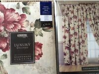 2 pairs Brand new curtains (reduced)