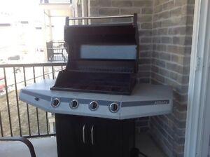 Barbecue gaz naturel