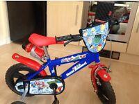"""12"""" marvel Heros bike"""