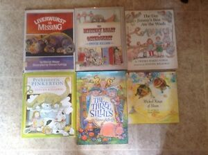 Steven Kellogg children's book set