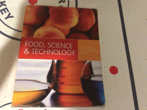 Food, Science and Technology Textbook