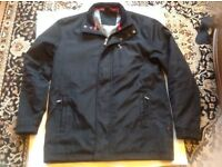 D555 Red men's jacket size: M used £8