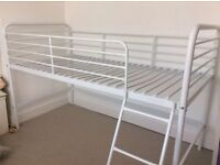 White metal mid sleeper from Next £40