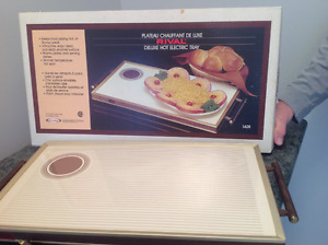 Electric Hot Tray