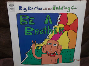BIG BROTHER and the HOLDING COMPANY (ALBUM)