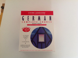 How to speak German book