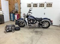 1999 Harley Davidson Heritage Softail Classic