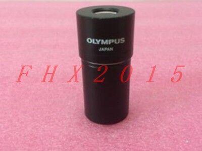 One Used Olympus Nfk 5x Ld Microscope Eyepiece