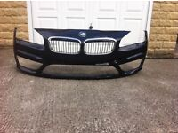 Genuine BMW 2 SERIES F45 TOURER FRONT BUMPER 2015-2016-