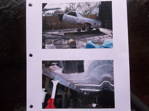 Loaded southern 1971 SS454 El Camino ......  barn find Kitchener / Waterloo Kitchener Area image 5