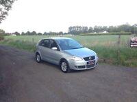 24/7 Trade sales NI Trade Prices for the public 2007 Volkswagen Polo 1.4 TDI S Silver 5 Door