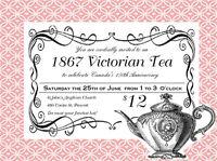 1867 Victorian Tea