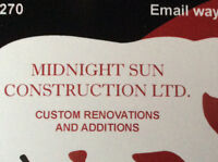 Midnight Sun Construction Ltd.