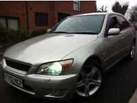 Lexus is200 2.0 v6 SE gold heated seats sunroof tints 1 years mot