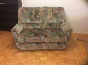 Fauteuil. Elran inclinable,