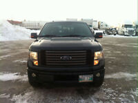 2012 Ford F-150 SuperCrew FX4 Navi / Leather / Moonroof