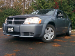 2010 Dodge Avenger really nice and clean carproof car