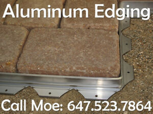 Landscape Edging Stone Edging Interlock Edging Aluminum Edging