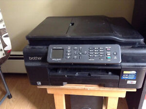 Brother Wireless Printer, Scanner, & Fax