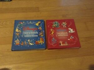 Disney Storybook Collection Volumes 1 and 2 London Ontario image 1