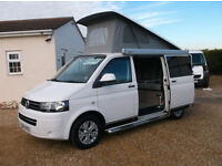 Volkswagen TR-SPORTER T28 based on california camper van