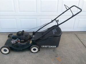 Craftsman Gas Lawn Mower