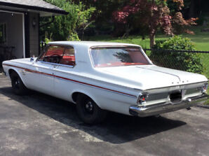 1963 Plymouth Fury 2 door