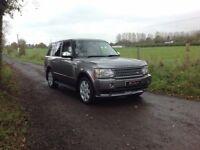 24/7 Trade sales NI Trade Prices for the public 2007 Land Rover Range Rover 3.6 TDV8 HSE full mot
