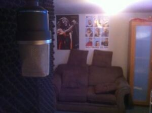 studio recording time (Scarborough) $15/Hr .6475352703
