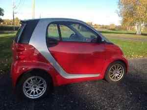 2012 Smart Fortwo Passion Coupé (2 portes)