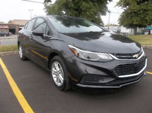2017 Chevrolet Cruze LT Sedan! Certified! Financing Available!