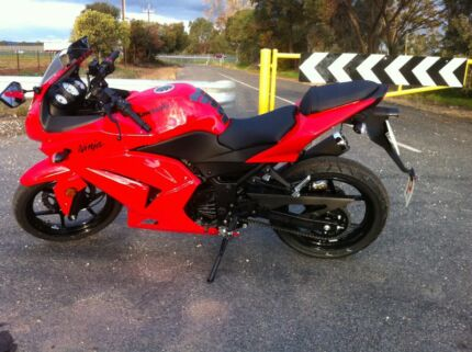 Kawasaki ninja 250r 2012  Angle Vale Playford Area Preview