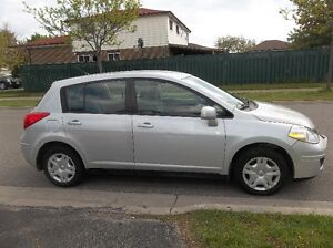 2010 Nissan Versa 1.8 S Sedan comes with Safety and Emission.