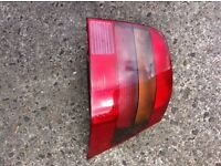 Mk 4 gri rear light