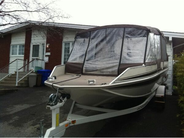 Used 2002 Princecraft ventura 222