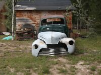 classic 46 chev for sale